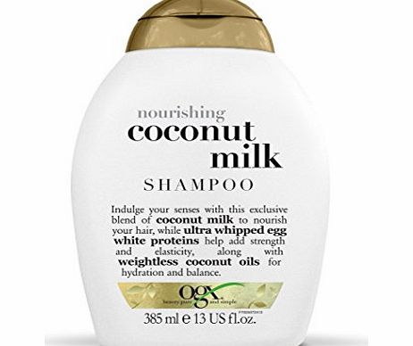 Organix Coconut Milk Shampoo - 385 ml