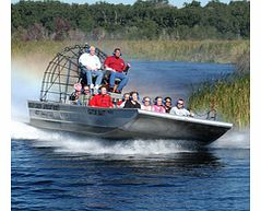 Airboat Ride at Boggy Creek - Child