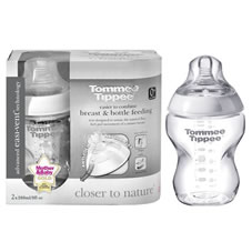 Tommee Tippee Close to Nature Easivent 260ml