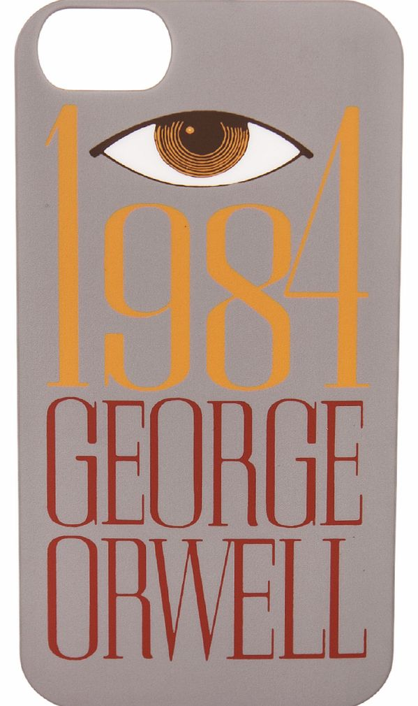 1984 George Orwell iPhone 5 Cover from Out Of