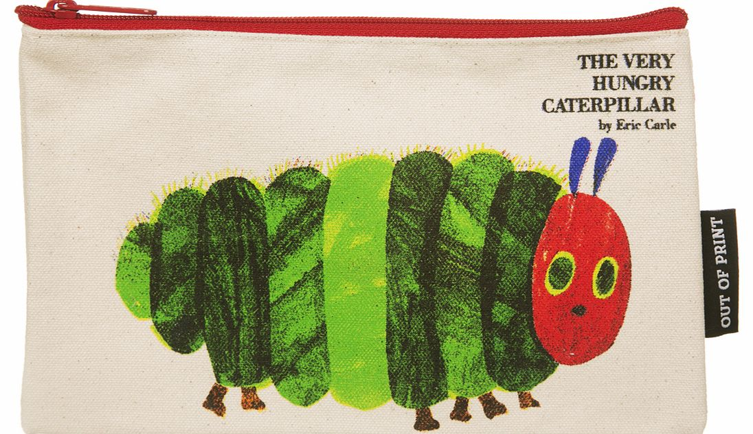 The Very Hungry Caterpillar Book Cover Design