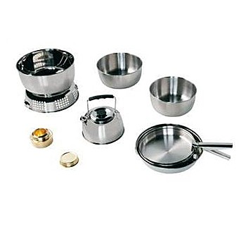 Stainless Steel 10pc