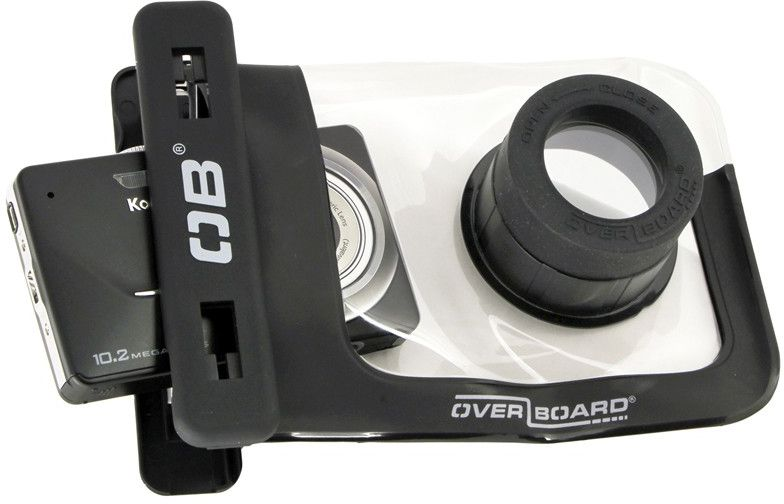 Overboard Waterproof Zoom Lens Camera Case