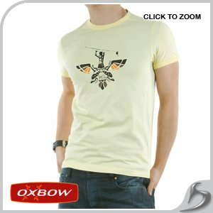 T-shirts - Oxbow Roque Mens T-shirt -