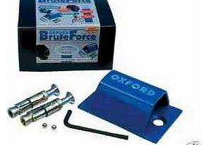 Sold Secure Brute Force Bolt Down Wall/ Ground Anchor for Bikes and Motorcycles