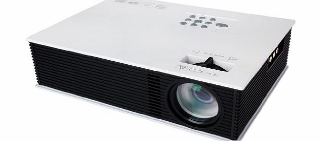 BEST NEW HD Multimedia LED Home Theater Projector for home theater/ KTV Video Entertainment/ Video Game (PS2/PS3/XBOX360...)PC Games and Party