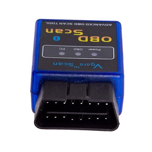 Mini ELM327 V1.5 Bluetooth Wireless OBD-II OBD2 Auto Car Diagnostic Scan Tool for Palm, PDA, Mobile£&Windows PC£&Windows Smartphone£¨Only compatible with Android and Symbian