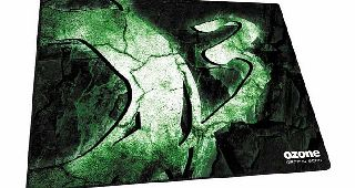 Rock Micro Texture Cloth Mouse Pad - Green