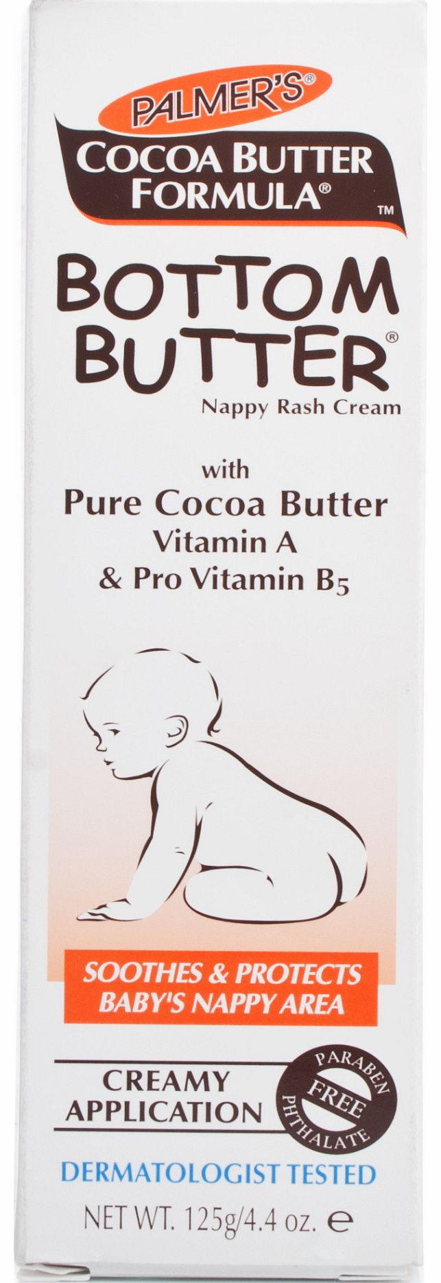 Palmers Cocoa Butter Formula Bottom Nappy Rash