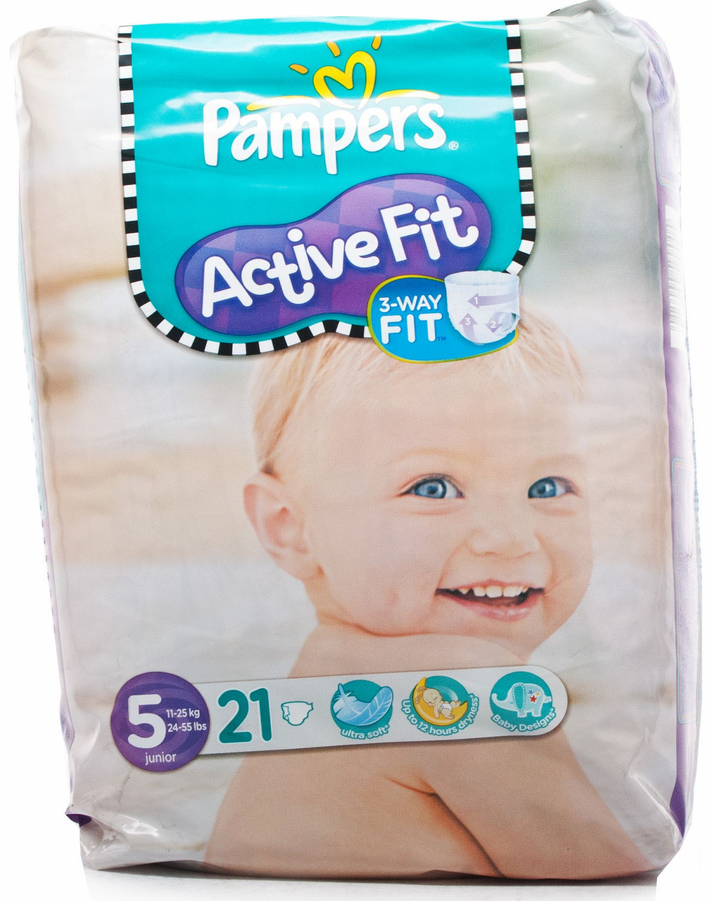 Active Fit Junior Carry Pack