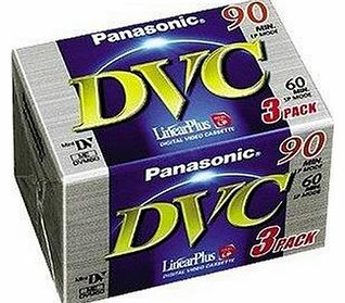 DVM60 MINI Blank Tapes