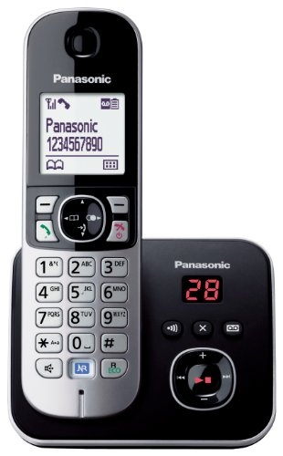KX-TG6821EB Single DECT Cordless Telephone with Answer Machine