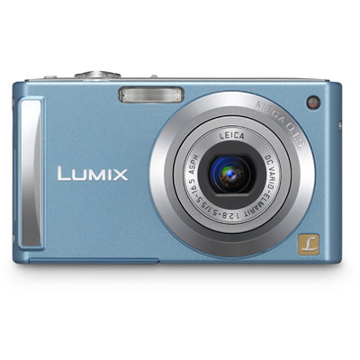 Lumix DMC-FS3 Blue Compact Camera
