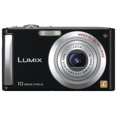 Lumix DMC-FS5 Black Compact Camera