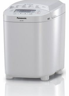 SD-2500 WXC Automatic Breadmaker with Gluten Free Program, White