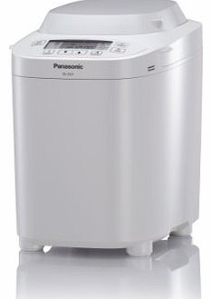 SD-2501 WXC Automatic Breadmaker, White