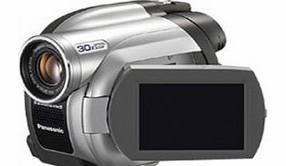 VDR-D160EB9S DVD Camcorder (30 x optical zoom, USB 2.0)