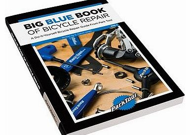 Big Blue Bike Repair Book - 2nd Edition -
