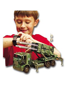 Missile Launcher & Watch