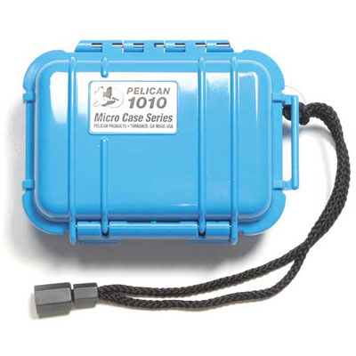 Peli 1010 Microcase Blue with Black Liner