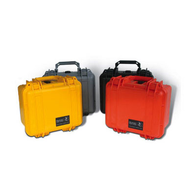 Peli 1300 Case with Foam Yellow