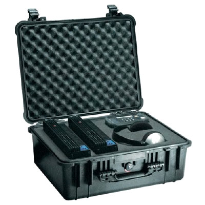 Peli 1550 Case with Foam Black