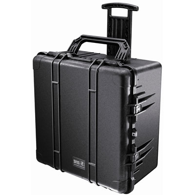 Peli 1640 Case - Black with foam