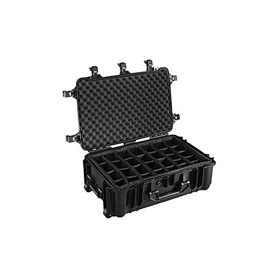Peli 1650 Case with Foam Black