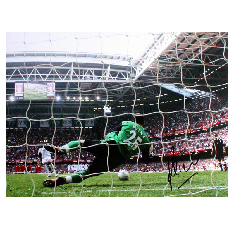 Reina Signed Photo: Save That Won The 2006 FA Cup Final