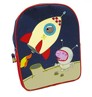 Pig Spaceman George Backpack