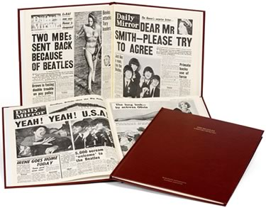 Beatles History Book