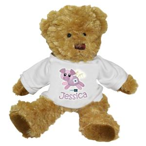 Cotton Zoo Organza the Piglet Teddy