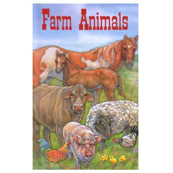 personalised Farm Adventure Story Book