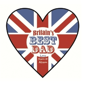 Hanging Heart - Britains Best