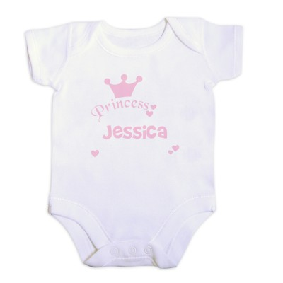 Personalised Princess Vest
