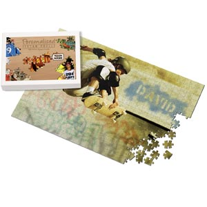 Jigsaw Puzzle Boards