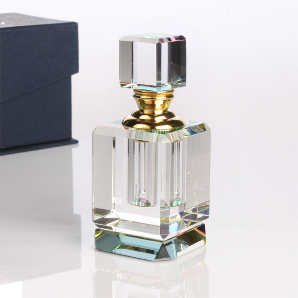 Square Shaped Perfume Bottle