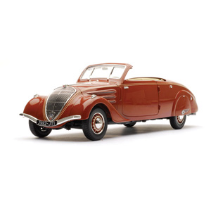 peugeot 402 Eclipse 1937 - Brown 1:18