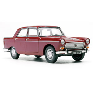 peugeot 404 1965 - Red 1:18