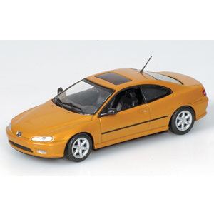 peugeot 406 Coupe 1996 Gold