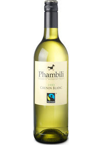 Chenin Blanc, Phambili, Wellington (Fairtrade)