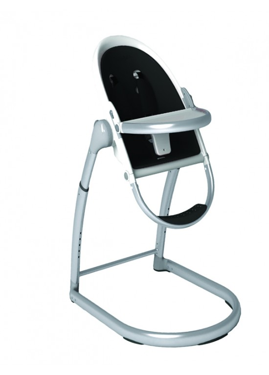 Highpod Highchair-Black