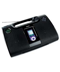 DC185 iPod Docking System