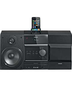 DCM377/05 iPhone/iPod Docking Micro System