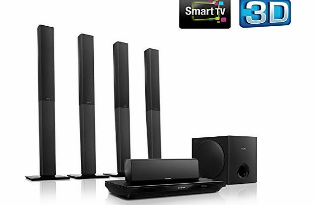 Philips  HTB3580G - 3D Blu-ray Home Cinema system