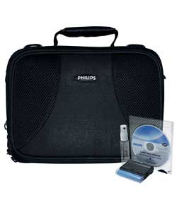 Portable DVD Bag and Care Kit SVC4000/10
