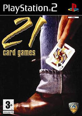 21 Classic Card Games PS2