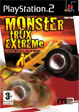Monster Trux Extreme Offroad Edition PS2