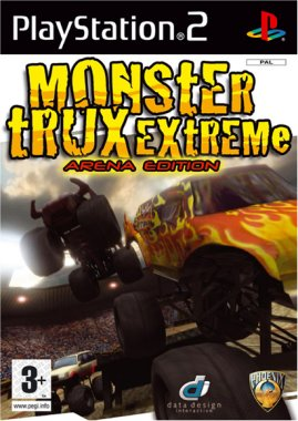 Monster Trux Extreme PS2