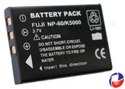 Fuji NP-60 Equivalent Digital Camera Battery by